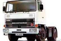 Legendary & Oldtime BEDFORD Trucks - TM model / Trucks of the Oldtime British brand BEDFORD,TM range.