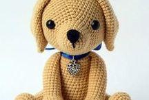 Puppy crochet