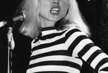 Blondie Debbie Harry / by Shaine McMahan