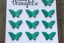 // CARDS - THINKING OF YOU / Handmade Cards By Melissa Kay By Design