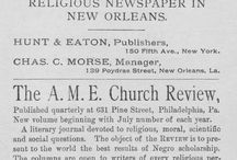 Religion - Methodist Episcopal Church