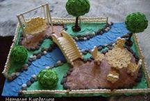 quilling miniatures