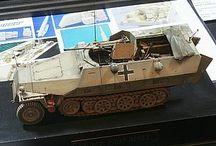 WW2 - SDKFZ 251/17