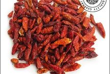 CHILI PEPPERS COLLECTION / Fotinis Basket Chili Peppers Collection