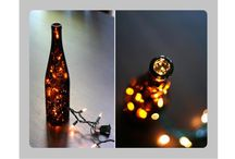 Wine bottle ideas / by Nikki Rose