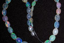 Oval Nugget & Tumble Beads Strings / A Very Unique Oval Nugget & Tumble Gemstone Beads Collection