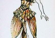The Goldfish - female Dancer