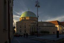 Gazi Kaszim mosque Pécs