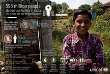 ODF Posters & Infographics / This board constitutes an ever growing collection of banners, posters, graffitis and infographics on Open Defecation Free (ODF) initiatives collected from across the cyberspace. Take a look a look. Like, Share and Comment on the pins.