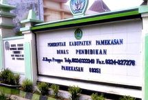 Alamat Sekolah di Kabupaten Pamekasan