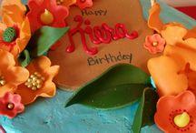 Cumpleaños Elena