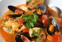 Seafood / Soup stew