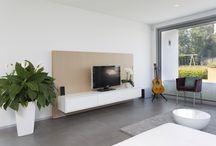Tv-meubelen / Realisaties