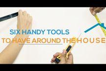 Helpmebuild.com -  Six essential tools for your home!