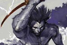 Wolverine / X- man