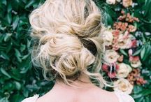Updo weddings