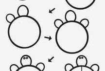 Gyerekeknek rajz segítség