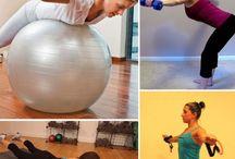Exercises / by Kathleen Keenan
