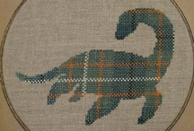 CrossStitch/Embroidery/Needlework / by Beth S