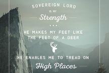 Prayers, verses and Gods love!
