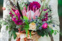 Boho Wedding / wedding flowers