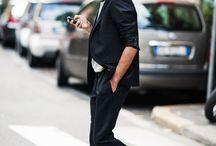Semi-formal Man