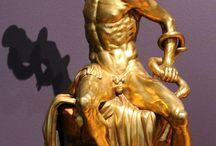 Maniërisme beeldhouwkunst en toegepaste kunst