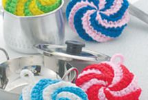 Crocheting - Kitchen