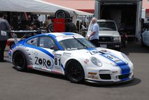 Fast Cars and Race Cars / Us people here at Zoro love our fast cars, even enough to sponsor a Race Car! Check out some of these vehicles that cure our need for speed