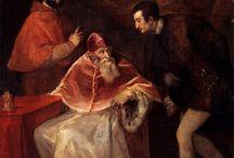 Renaissance Portraits - Αναγεννησιακά Πορτρέτα / Portraits of the Italian and Flemish Renaissance. Προσωπογραφίες της ιταλικής και φλαμανδικής Αναγέννησης