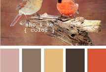 Color Combos / by Laurie Mohr