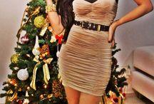Meu Look do Dia - Natal / Só hoje pude postar o meu Look de Natal, venham conferir!!! Fotos no clima e a história do Look...  http://camilazivit.com.br/meu-look-dia-natal/