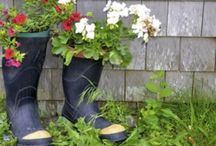 DIY: Διακόσμηση Κήπου