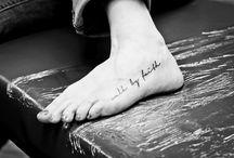 Tattoo ideas / by Rebecca Johnson