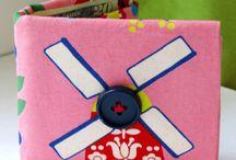 Fabric origami!