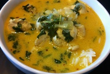 SOUPS!!...and Chili! / by Carolyn Philbrick