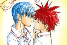 Satoshi x Daisuke