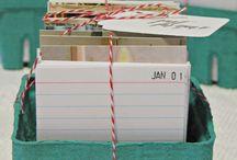 DIY - Gifts / by Laura McQuillen