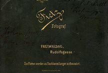 Jeseník, Fietz / Josef Fietz Freiwaldau Rudolfsgasse