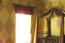 Bedrooms / by Alizabeth Espenschied