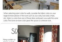 Home Project Ideas/Decorating / by Ranee Adams
