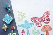 Stamps / Printmaking