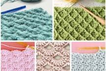 Crochet - tips, tricks and patterns