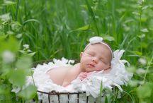 Newborn / Focení pro Ellu