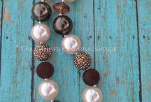 Bubble Necklaces / by Hannah Lee