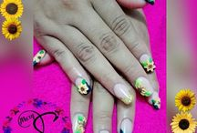 Nails Marys / Diseños de Uñas MaryS