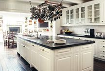 Home - White kitchens / by Chateau Nico