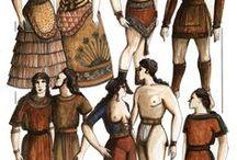 ANCIENT CRETE, MINOANS, MYCENAE