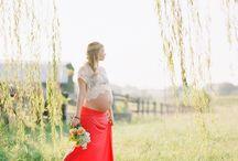 Fotos De Maternidad Al Aire Libre