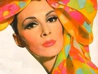 1960s Fashion - colour